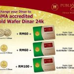 Exchange 22 Karat Dinar to 24 Karat Dinar LBMA