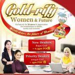 Promosi Istimewa Public Gold 'X-clusive' untuk semua Wanita dari Malaysia, Brunei & Indonesia!