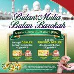 June promotion: Bulan Mulia Bulan Barokah & Mega Seminar