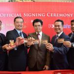Kerjasama antara Public Gold dengan POS Malaysia lakar sejarah baru!