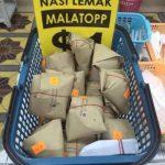 Penjual nasi lemak simpan 1 gram emas setiap minggu!