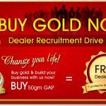 Promosi menjadi Dealer Public Gold – Beli 50 gram emas sahaja!