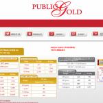Kalau saya nak jual balik emas ni nanti, berapa peratus Public Gold tolak?