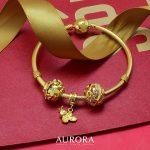 Cara beli Aurora Italia Public Gold