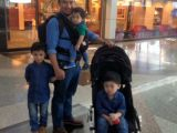 10 Tips Travel dengan anak-anak kecil