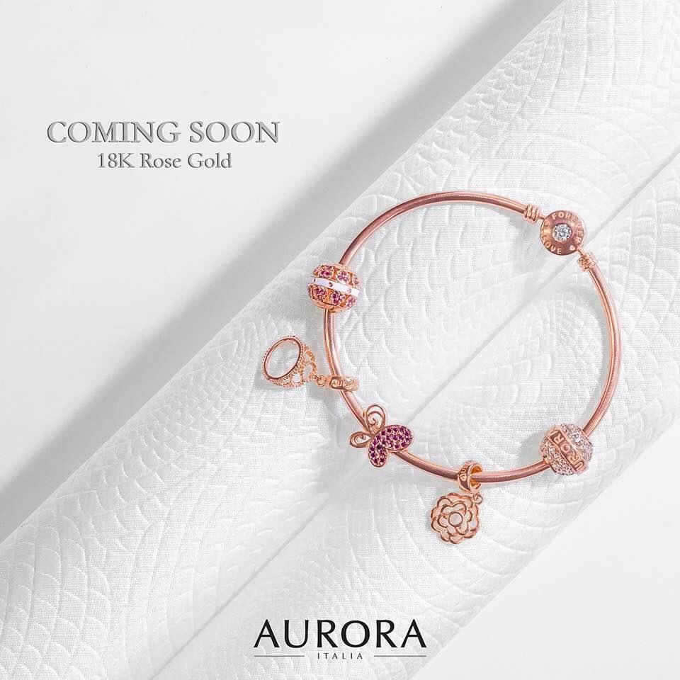 Aurora Italia | Rose Gold