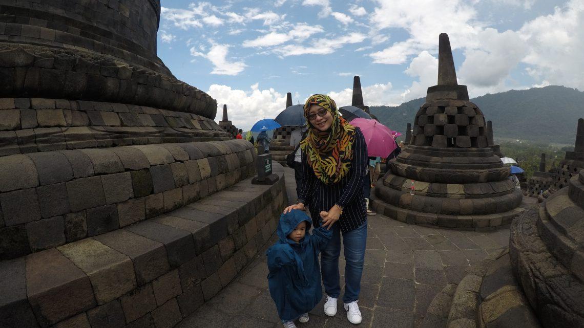 Itinerary: Yogjakarta selama 6 HARI 5 MALAM