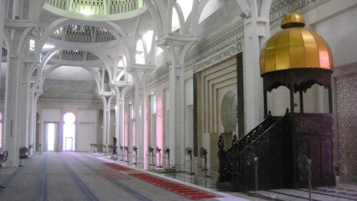 Masjid Jamek Kuching mulakan inisiatif konsep mesra kanak-kanak.