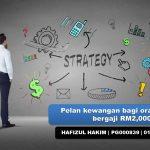Pelan kewangan bagi orang muda bergaji RM2,000