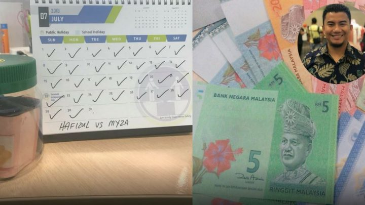 Ini Cara Simpan Duit Ekstrim Dapat RM500 Sebulan