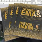 Buku Travelog Emas